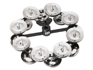 MEINL HEADLINER HI-HAT TAMBOURINE (Double row)